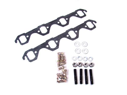 Mustang BBK 5.0L 5-Speed Chrome Long Tube Headers (79-93)