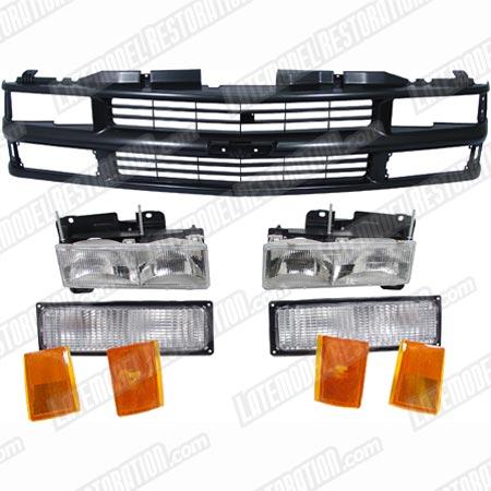 led light headlight front lamp lumen between 1300 and