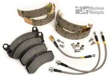 1987-93 Mustang Brake Upgrade Package